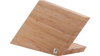 Knife block bamboo Miyabi aufbewahrung 205 x 425 x 230 mm