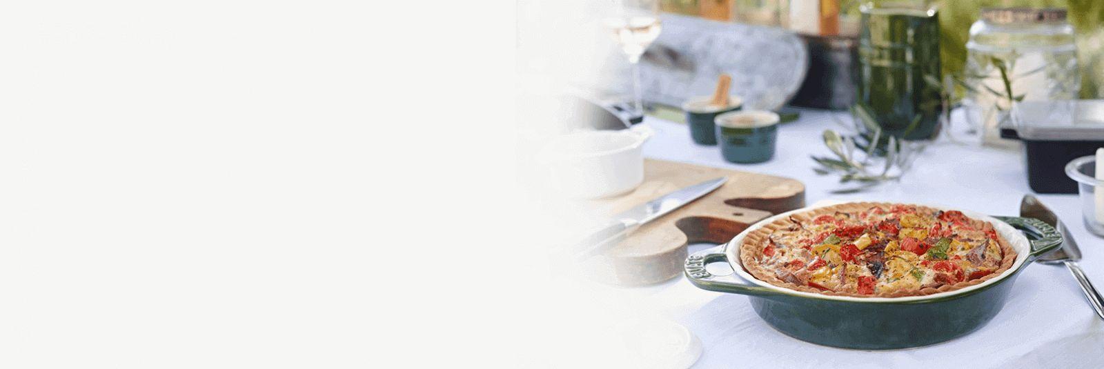 Naczynia ceramiczne Staub